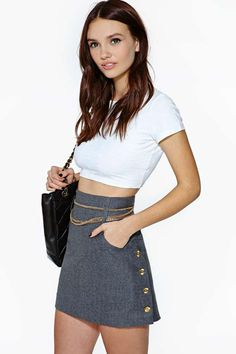 Vintage Chanel Adalie Skirt