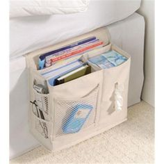 Wish | Bedside Caddy - Sand 65643 by Richards Homewares $18.71