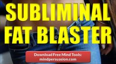 http://mindpersuasion.com Train your subconscious to lose weight while you sleep. Blast away belly fat. Turn your body in a slim, sexy, fat burning furnace with the power of hypnosis and subliminal programming. Download more free mind tools: http://mindpersuasion.com Subliminal Messages: I burn fat while I sleep I eat what I want and still lose weight I am the perfect weight I am the ideal weight I am in fantastic physical shape I am in great shape every day I get stronger and stronger…