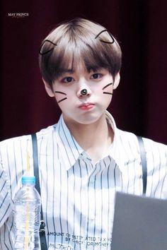 Wanna-One - Park Jihoon Park Jihoon Produce 101, Pink Park, Solo Male, Cho Chang, Fox Kids, Kim Jaehwan, Child Actors, Ha Sungwoon, Boys Like