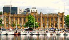 Hobart, Tasmania - Tasmanian Museum and Art Gallery (TMAG)