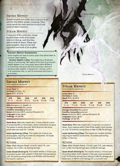 Dnd Monsters, D&d Dungeons And Dragons, Fantasy Monster, Speak The Truth, Fantasy Rpg, Pen And Paper, Fantasy Characters, Character Concept, Manual