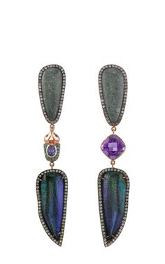Hechizo Earrings by for Preorder on Moda Operandi