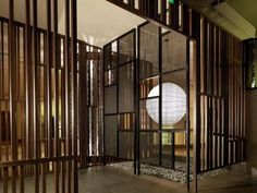 trendsideas.com: architecture, kitchen and bathroom design: With a Japanese flavour - Traditional meets modern in Japanese restaurant by Blu Water Studio