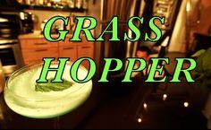 Grasshopper Cocktail I Flairin' Farron Marcus