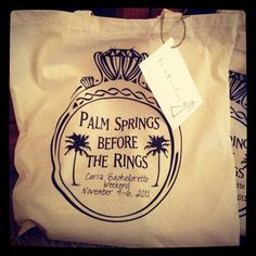 A Cuppa Kim: Palm Springs Before the Rings: A Bachelorette Party!