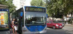 Kinder unter neun Jahren fahren in Palma kostenlos mit dem Bus