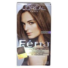 Feria Permanent Haircolour Gel Cool Medium Brown T53 1 ct Pack of 3 *** Details can be found by clicking on the affiliate link Amazon.com.