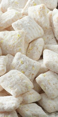 Lemon Buddies! an easy recipe. We love making it for bridal or baby showers.