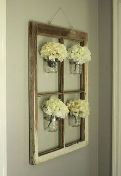 s start pinning these are the popular kitchen pinterest posts of 2016, kitchen design, This rustic chic mason jar wall art