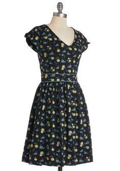 Whale of a Tale Dress, #ModCloth