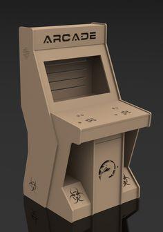 Megacade - Anomolous - Arcadeworx