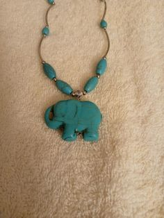 Jewelry Tibetan Silver Turquoise Elephant Womens Pendant Necklace Condition New Metal Brand Handmade Pendant Shape Metaphysical Fashion Material Tibetan Silver Color Silver Length inches 20 Inch Necklace Main Stone Turquoise Main Color Turquoise Only 1 Available Get It Now ! Loretta Turquoise Beads, Turquoise Bracelet, Silver Color, Elephant, African, Psychic Readings, Pendant Necklace, Stone, Drawings