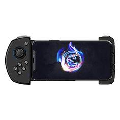 GameSir G6s Manette sans Fil iOS Manette Bluetooth TélescopiqueContrôleur à Une Main Wireless Gamepad Joystick Extensible pour iPhone Avec fonction de vibration