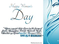 Top 20 International Women's day 2015 HD Wallpapers collection Uplifting Thoughts, Daily Thoughts, Affirmations For Women, Daily Affirmations, Happy Woman Day, Happy Women, Thought Of The Day, Staying Positive, Ladies Day