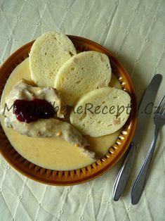 Czech Recipes, Ethnic Recipes, Czech Food, German, Treats, Foods, Deutsch, Sweet Like Candy, Food Food
