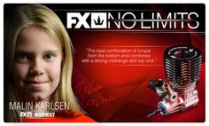 Malin Karlsen answers why the FX engine is her best choice in the last part of FX NO LIMITS series.