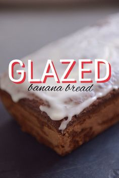 This isn't your average banana bread! Check out my story on Steller.