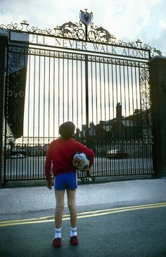 Home to the field of dreams, Liverpool Football Club