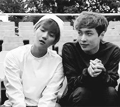 cute baeklay ft. baekhyun's...