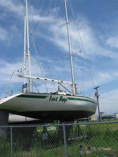 1984 Lager L 40 ONE TON Sloop Racing Sailboat   eBay