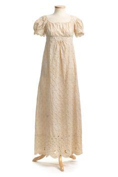 Cotton dress, 1810s | by Charleston Museum