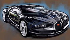 Bugatti Chiro #bugatti Chiron #BugattiChiron