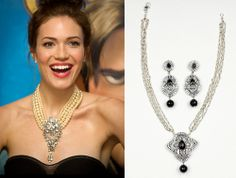 mandy-moore-tangled-necklace-pearls-luxemi-indian-1920s-inspired-fashion-celebrities-jewelry.jpg 500×379 pixels