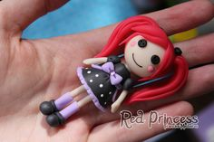 boneca ruiva by ~theredprincess on deviantART