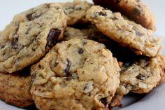 Skinny Points Recipes  » ALMOND JOY COOKIES