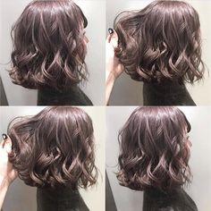 Asian Short Hair, Short Thin Hair, Asian Hair, Short Hair Cuts, Fringe Hairstyles, Ponytail Hairstyles, Hairstyles With Bangs, Baddie Hairstyles, Older Women Hairstyles