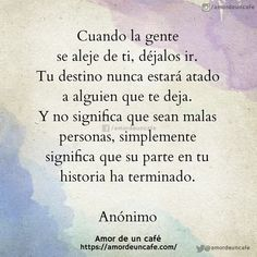 amordeuncafe.com/ - #amordeuncafecom Live Life, Real Life, Best Quotes, Love Quotes, Spanish Quotes, Learning Spanish, Losing You, Sentences, Love Him