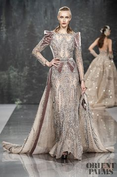 Ziad Nakad Fall-winter 2018-2019 - Couture