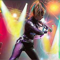 """Instagram: """"Lindsey Stirling Repost from: @framciscoleon Original photo Credit: Credit to owner Photo edit by:…"""""""