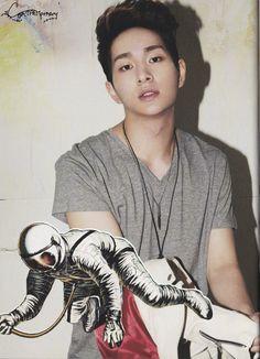 Lee Jinki #onew #shinee