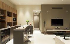 The Cullinan  Type — Residential  Location — Tsim Sha Tsui - Hong Kong  Date — 2011  Design Brief — No expense spared bachlor pad