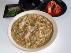 Royal ! Korean abalone soup