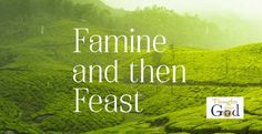 Famine and Then Feast | A Devotional by Marilyn Ehle