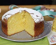 TORTA DEGLI ANGELI ricetta torta soffice nonna colazione Cupcakes, Cake Cookies, Cupcake Cakes, Sweet Recipes, Cake Recipes, Dessert Recipes, Desserts, Peach Pound Cakes, Sweet Cooking