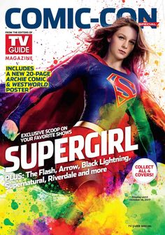 TV Guide - Supergirl (SDCC Exclusive)