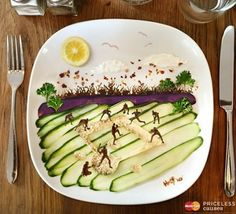 Artful salads