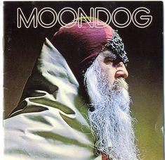 Fantastic album cover for MoonDog, 1969 listen to bird's lament!