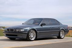 2001 BMW 740i - Anthrazit Metallic – 397