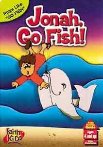 jonah Go Fish Jumbo Cards