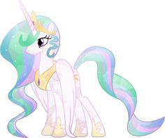 pictures of mlp princess Celestia toy