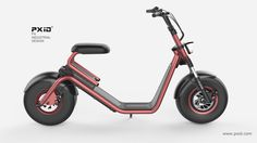 scooter e-bike e-scooter industrial design scooter design