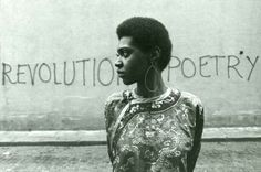 A woman by a wall painted with Revolutionary Poetry, in London, Richard Braine/PYMCA (from 'Unordinary People: A celebration of British youth culture') Afro, American Poetry, Free Mind, Portraits, Youth Culture, African Diaspora, African American History, Black Power, Black Is Beautiful