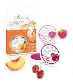 Bielenda LIP BUTTER cherry 15 g BI194416 | Visagist Butter, Oatmeal, Lips, Cosmetics, Breakfast, Food, The Oatmeal, Morning Coffee, Rolled Oats