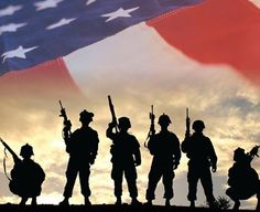 Home of the Free... Because of the Brave #military  ♥ ♥ ♥