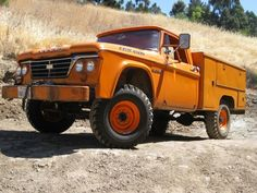Learn more about Severe Service: 1964 Dodge Power Wagon on Bring a Trailer, the home of the best vintage and classic cars online. Old Dodge Trucks, Pickup Trucks, Dodge Cummins, Dodge Pickup, Best Classic Cars, Classic Cars Online, Cool Trucks, Cool Cars, Dodge Muscle Cars
